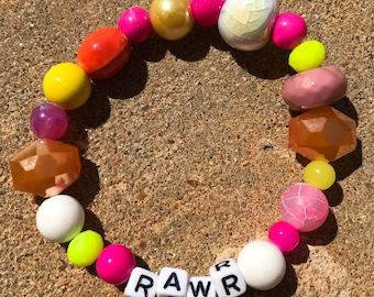 Rawr Bracelet