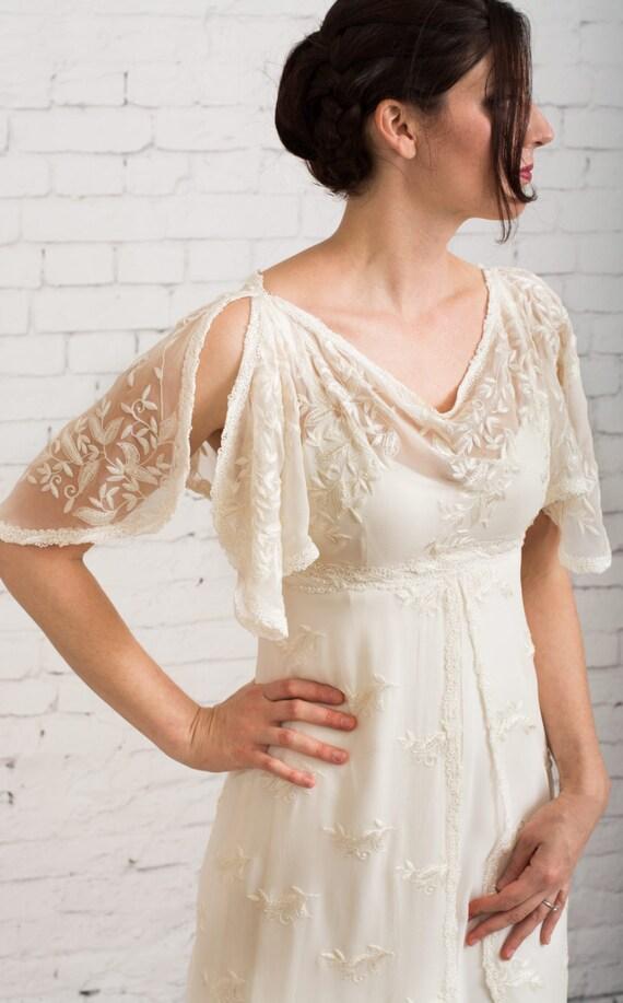 Simple Vintage Wedding Dresses