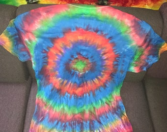 Large enchanted tyedye