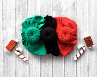 Top Knot Turban    holiday