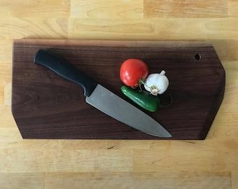 Walnut Cutting Board - Handmade Cutting Board