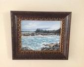 Acadia, Maine Oil Paintin...