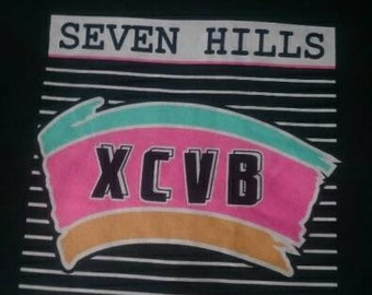 XCVB Seven Hills retro Vintage sweatshirt