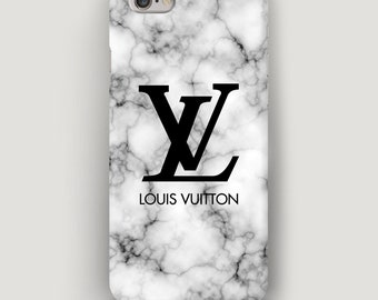 LV Marble iPhone 6 Case, Grey iPhone SE Case, iPhone 6S Plus Case, iPhone 8 Case, iPhone X Case, iPhone 7 Phone Case, Marble Case iPhone