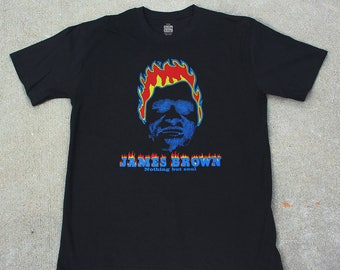 James Brown Nothing But Soul T-shirt