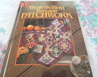 Best Selling Bazaar Patchwork from For The Love of Quilting Series