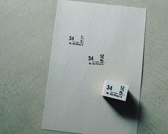 Yohaku Original Stamps S-03 - Retro