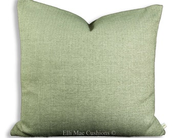 Luxury Designer Herring Bone Grey Wool Cushion Pillow Cover