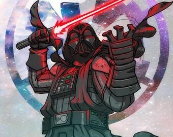 Darth Vader: I HATE Sand!