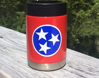 Tennessee Star Decal