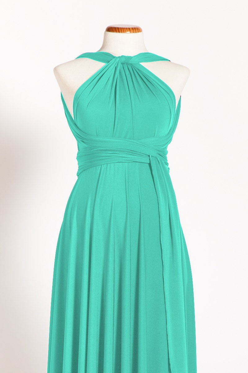 Baby shower dresses light turquoise maternity dress