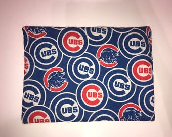 Chicago Cubs catnip mat