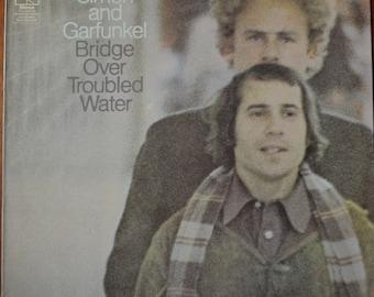 Simon And Garfunkel - Bridge Over Troubled Water - original 1970 vinyl