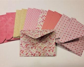 Double Sided Handmade Envelopes