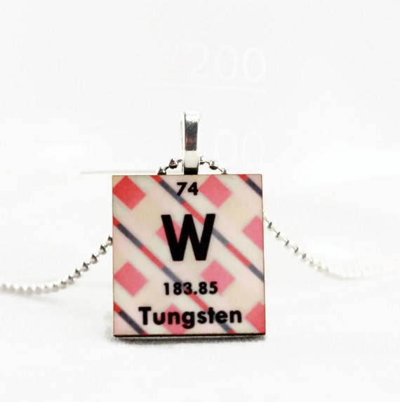 Science necklace jewelry chemistry pendant periodic table urtaz Images