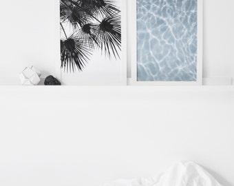 endless summer SET WATER & WIND Artprint A3