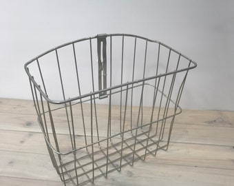 Wire Basket, Bike Basket