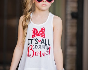 Disney Minnie Mouse Cotton Knit Leggings and Knot Headband