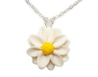 Daisy Necklace - Daisy Jewelry