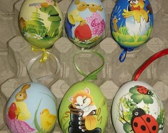 Easter Eggs Rabit