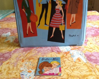 Barbie Doll Case And Miniature Catalog