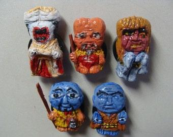 Youkai(Japanese Monsters)Magnet Set B