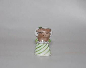 Limoges porcelain doll