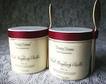 4 Oz Organic and Natural Body Butter