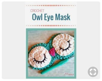 Owl Eye Mask