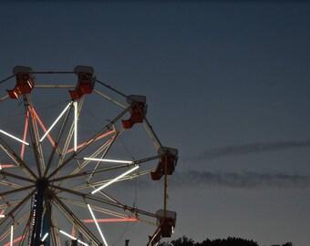 Wolcott Fair Ferris Wheel