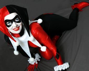 Harley Quinn Loose Cowl
