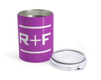 RF Purple Wine And Drink Tumbler 10Oz