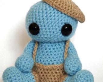 Horge - Amigurumi Crochet Pattern