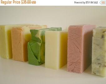 ON SALE Soap Surprise Set, Soap Grab Bag, 8 Bars of Soap