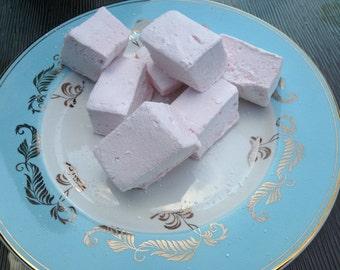 Strawberry Gourmet Marshmallows - Gluten Free