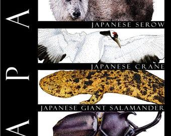 Wildlife of Japan