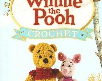 Amigurumi Pattern,Winnie The Pooh Crochet Pattern,English Crochet Pattern eBook/ PDF-Instant Download