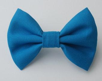 Cerulean Blue Bow Tie