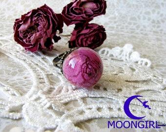 real rose ring