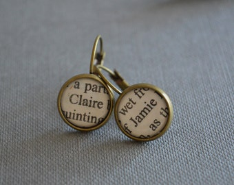 Claire and Jamie Earrings