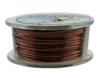 Craft Wire Tarnish Resistant Antique Copper Round Wire 20ga 10yd (WR6720AC) **CLOSEOUT**