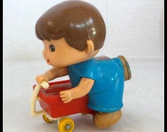 Vintage Tomy Windup Toy