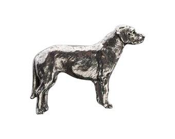 Full Body Labrador ~ Lapel Pin/Brooch ~ D412F,DC412F,DP412AF,DP412BF,DP412CF