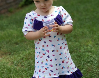 The Capricious Dress Sewing Pattern
