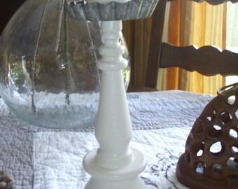Worn candle 'tart Pan'