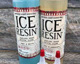 Ice Resin Refills 8oz Bottles  (CE712)