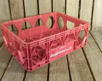 Coca Cola Crate, Plastic Coke Crate