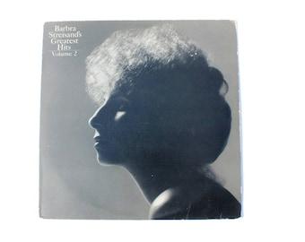 Barbra Streisand - Greatest Hits Volume 2 - Vinyl Album