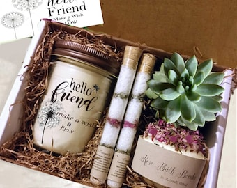 Friend Gift, Friendship Gift, Birthday Gift for her, BFF Gift, Friend Gift, Get Well Gift | Best Friend Gift |Gift For Her