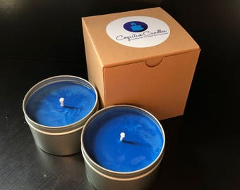 Focusing Candle, 100% Natural and ECO Friendly